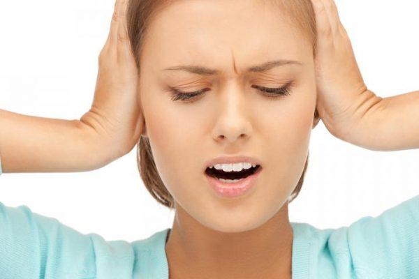 mẹo chữa ù tai