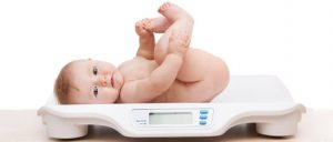 Bảng cân nặng chiều cao của trẻ sơ sinh